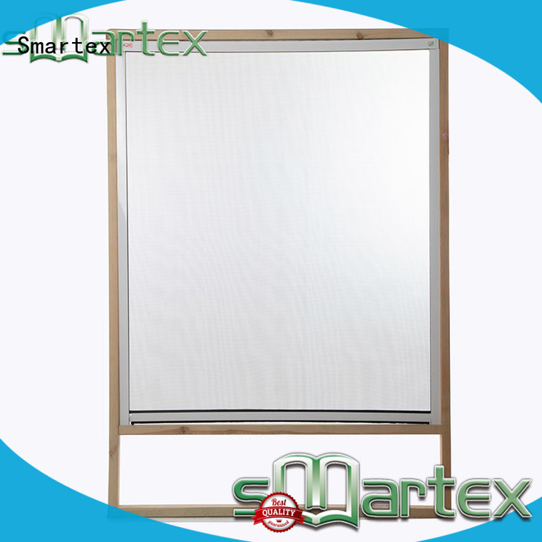 Smartex mosquito nets for windows factory direct supply for preventing insects
