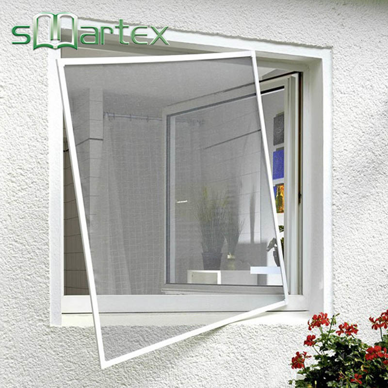 Insect mesh frame window screen frame with REACH SVHC189