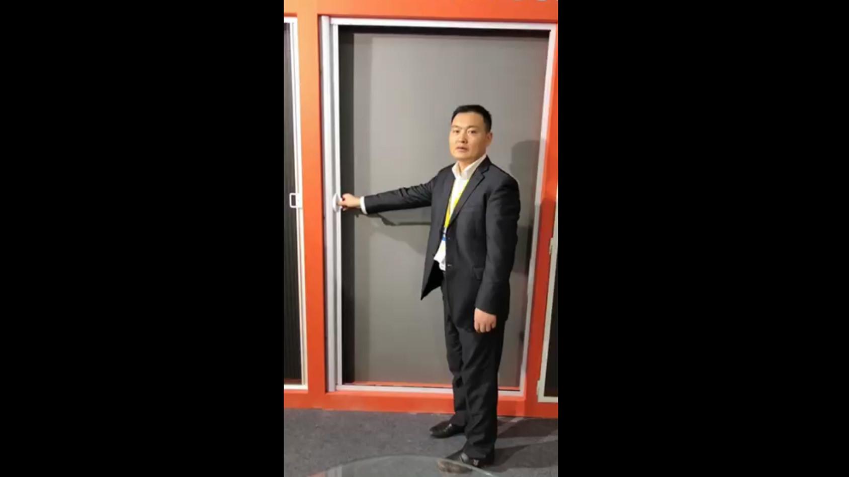 Retractable screen door_smt-r-006h