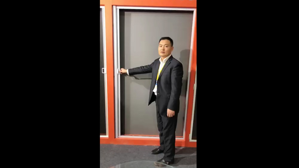 Retractable screen door_smt-r-006h