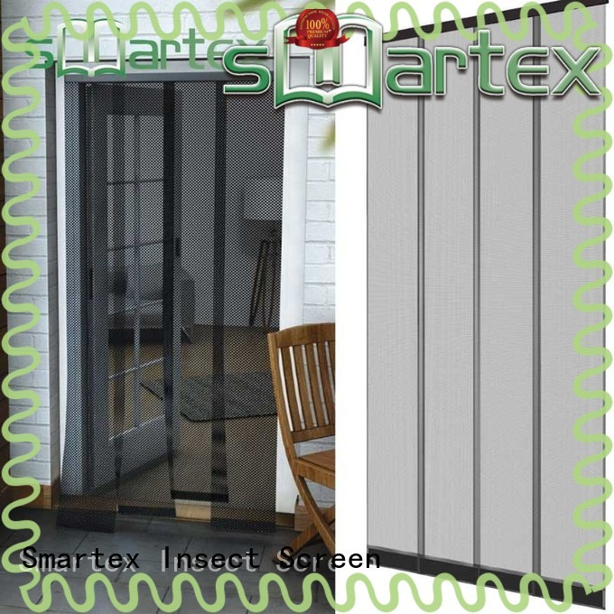 Smartex top selling door net curtain wholesale for comfortable life