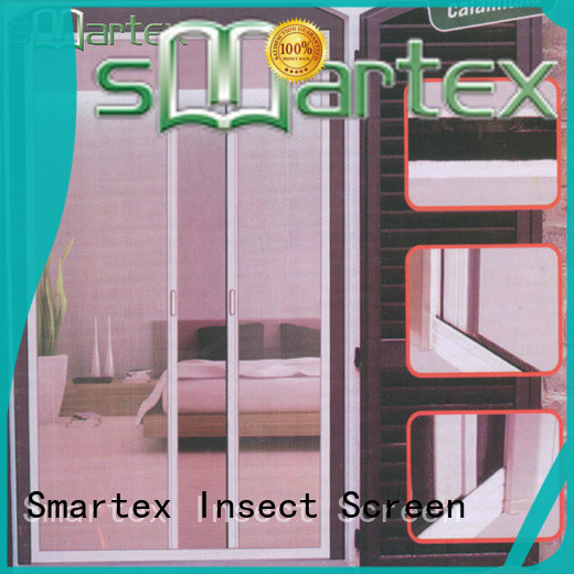 Smartex new mosquito mesh door with good price for home