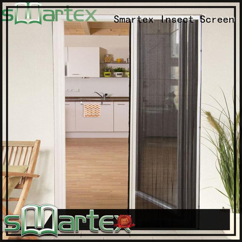 Smartex folding screen door manufacturer for home