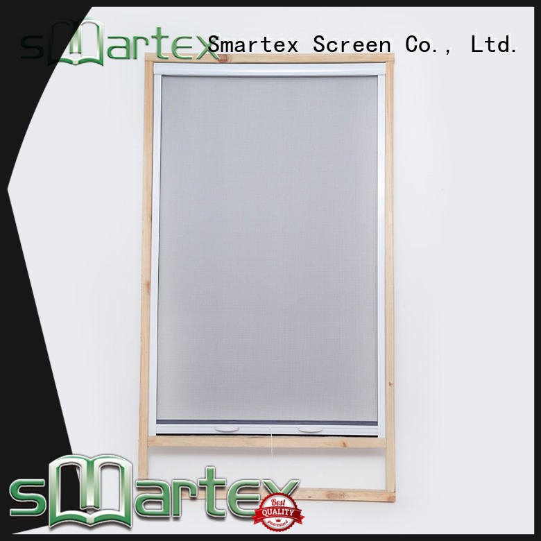 Smartex customized screen mesh roll manufacturer for home depot