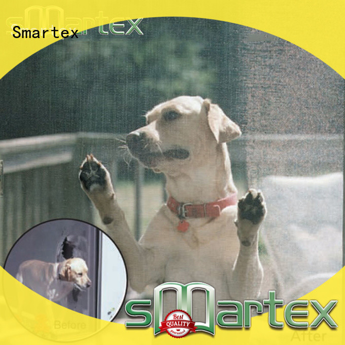 Smartex window privacy screen manufacturer for preventing insects