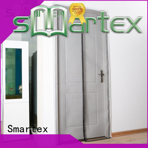 Smartex factory price magnetic mesh curtain series for preventing insects