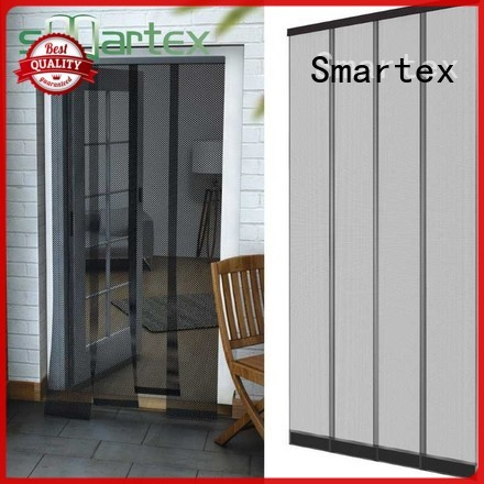 Smartex mosquito door curtain custom for comfortable life