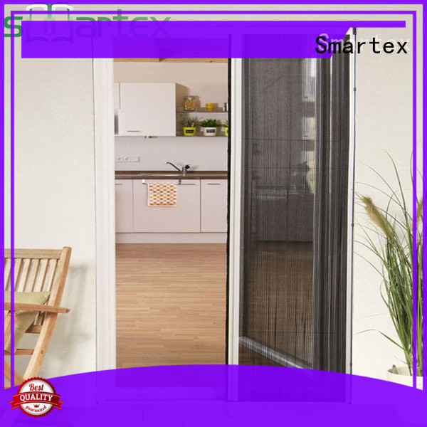 Smartex folding screen door manufacturer for home