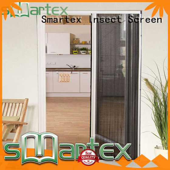 Smartex sliding door insect screen manufacturer for home