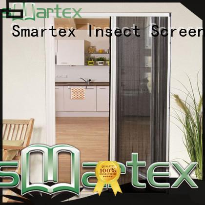Smartex folding screen door wholesale for home depot