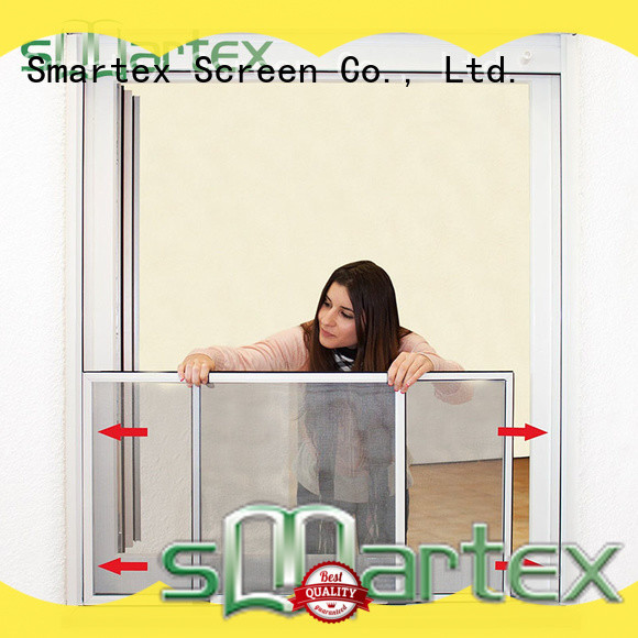 Smartex window and door insect screens from China for home