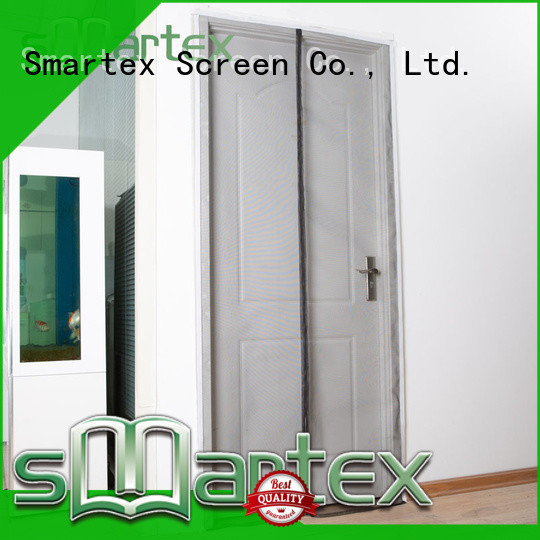 Smartex magnetic fly curtain company for home