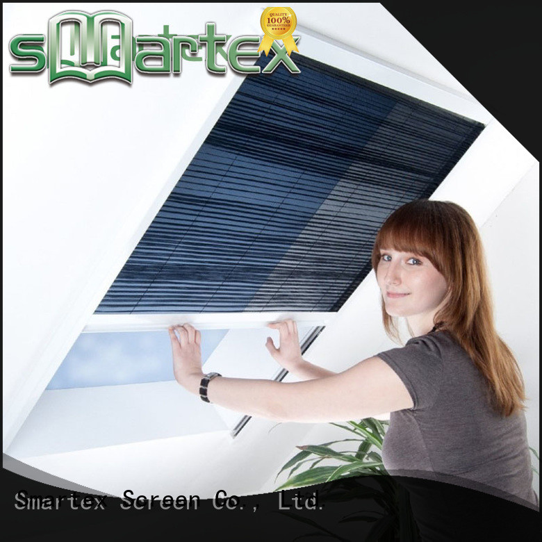 Smartex mosquito window screen supplier for home