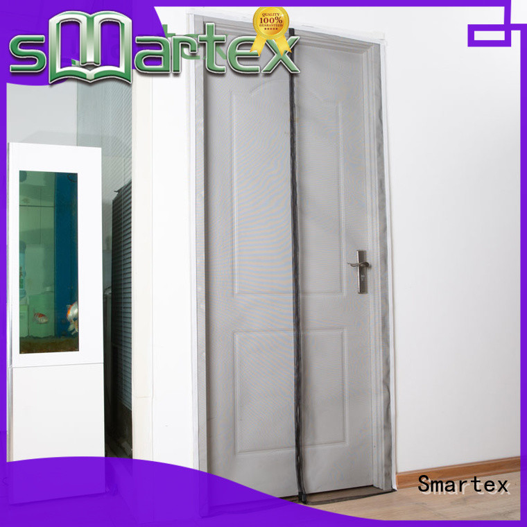 Smartex low-cost magnetic door curtain company for comfortable life