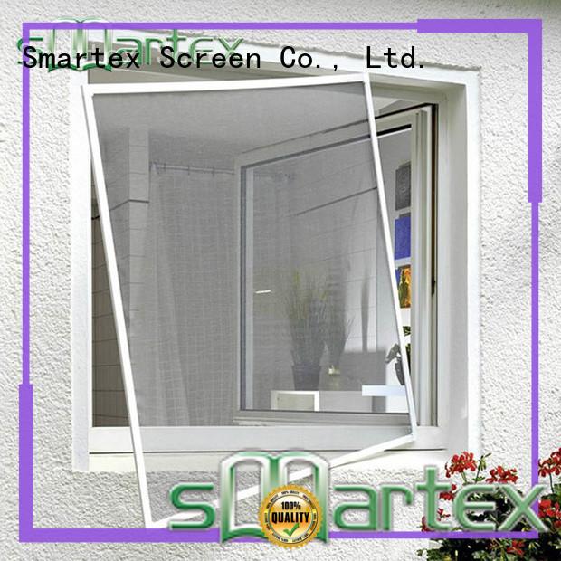 Smartex aluminum window screen frame supplier for home