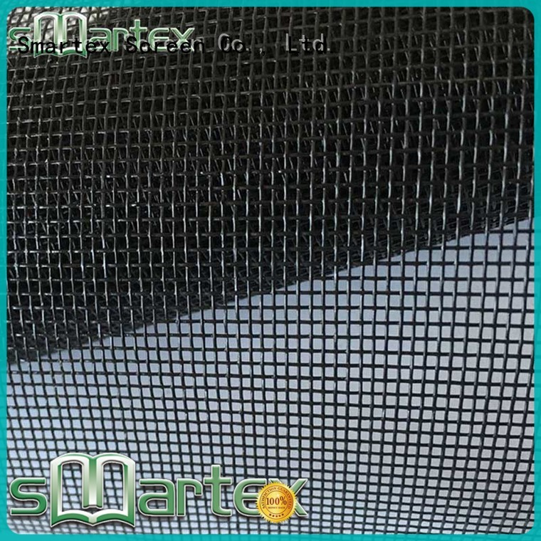 Smartex factory price home depot window screens factory direct supply for home