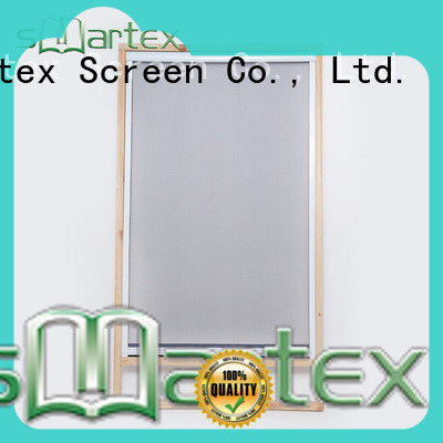 Smartex best price roll down insect screens wholesale for home