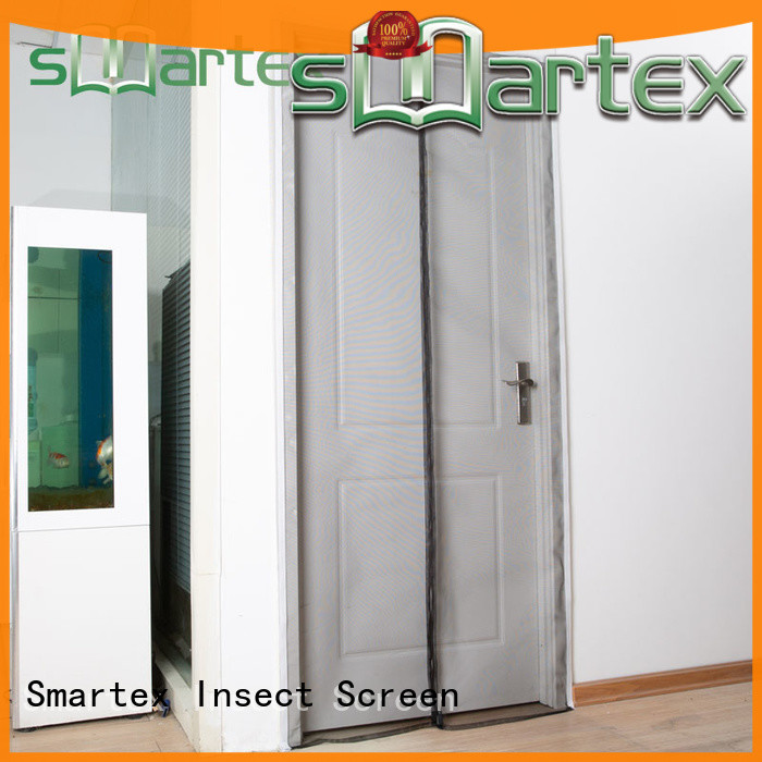 Smartex magnetic door curtain best manufacturer for home use