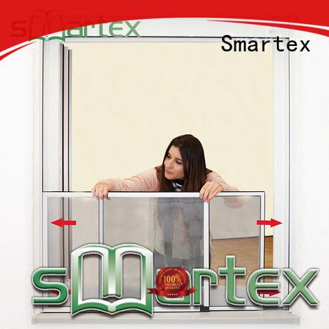 Smartex retractable fly screens wholesale for comfortable life