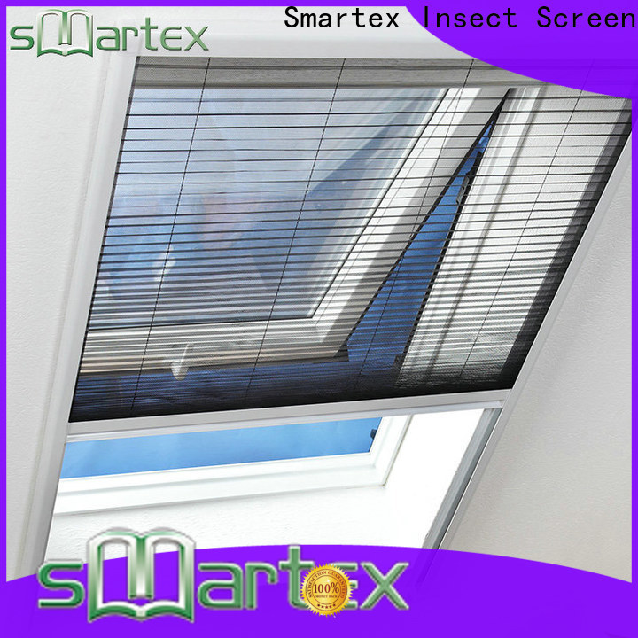 top selling pleated door screens directly sale for home