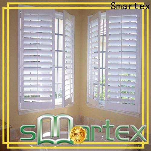 Smartex pvc window shutters best manufacturer for comfortable life