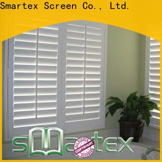 cost-effective solid pvc exterior shutters best manufacturer for home