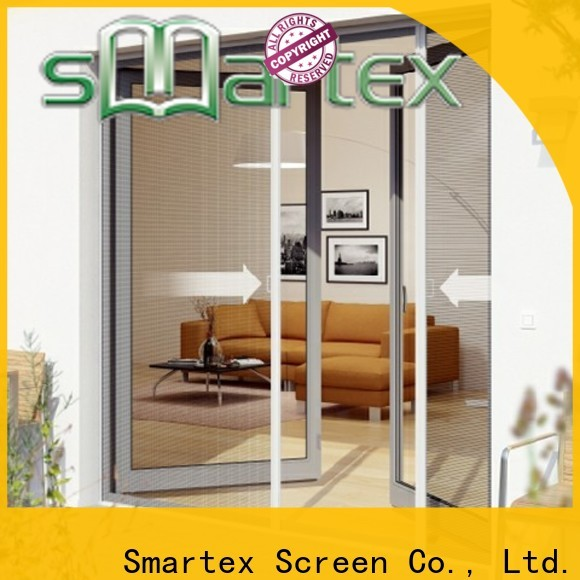 Smartex practical bug off instant screen door best manufacturer for home depot