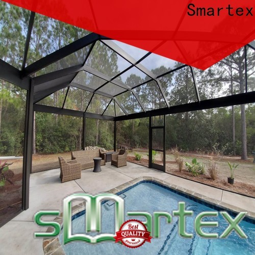 hot selling outdoor swimming pool enclosures company