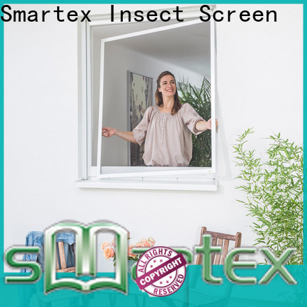 Smartex window screen frame from China for home depot
