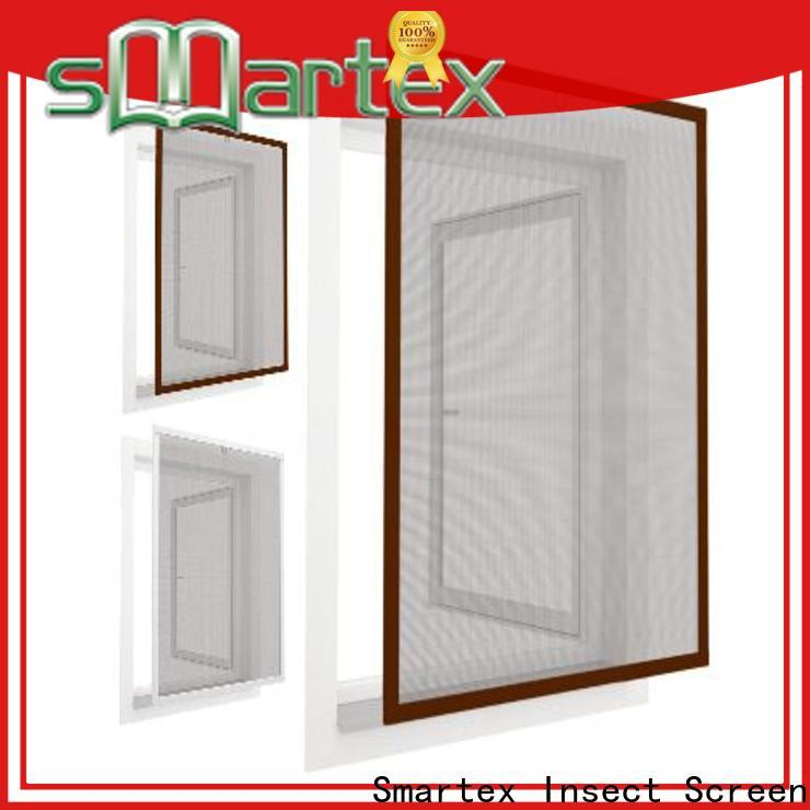 Smartex top window insect screen frame factory direct supply for preventing insects