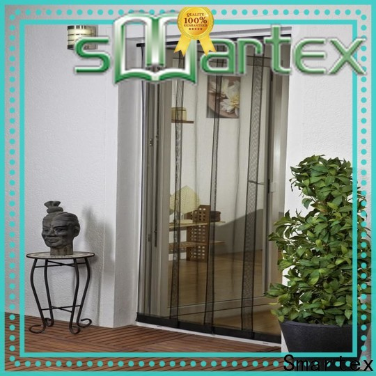 Smartex worldwide door net curtain factory direct supply for home