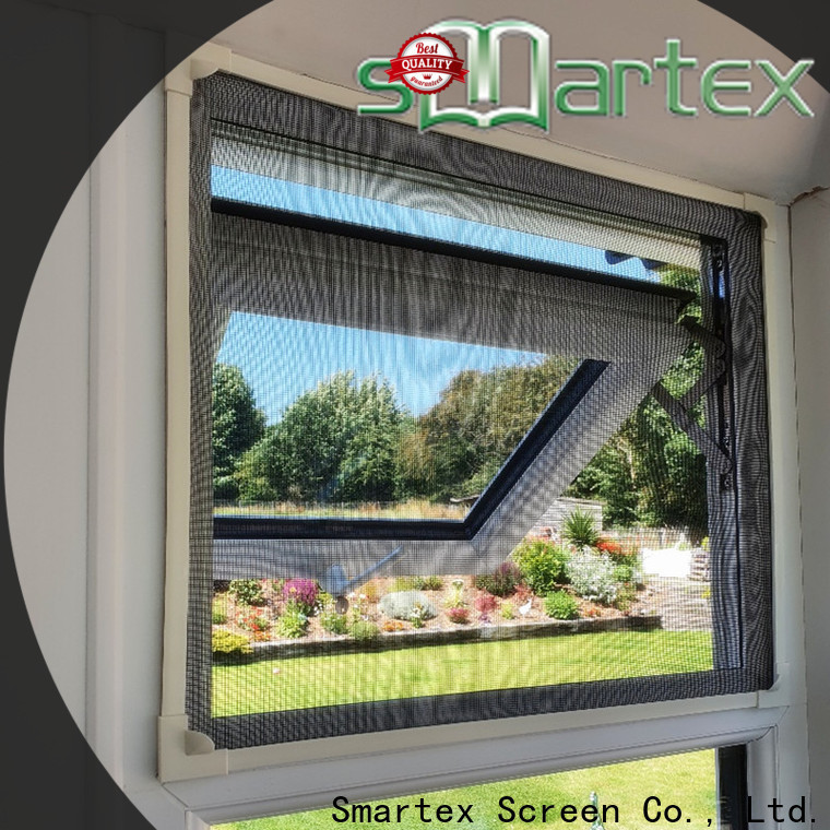 Smartex magnetic window blinds suppliers for home