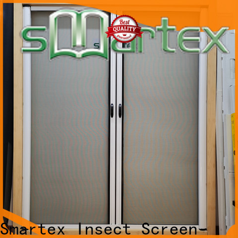 Smartex top quality rollup screen suppliers for home depot