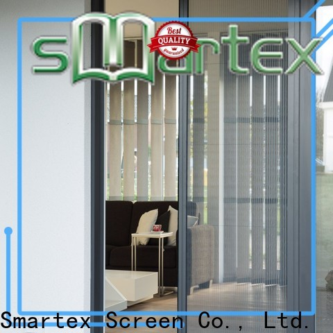 Smartex plisse mesh factory for home