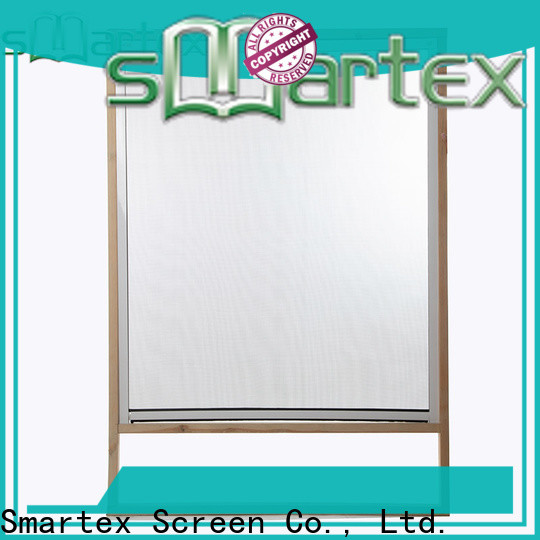 Smartex cheap roll of screen lowes directly sale for preventing insects