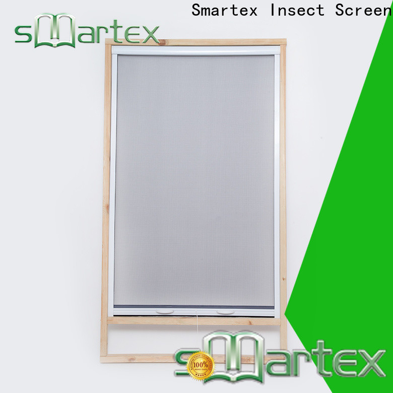 Smartex latest insect screen roller blinds from China for home