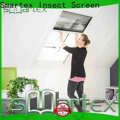 Smartex pleated insect screen best manufacturer for home depot