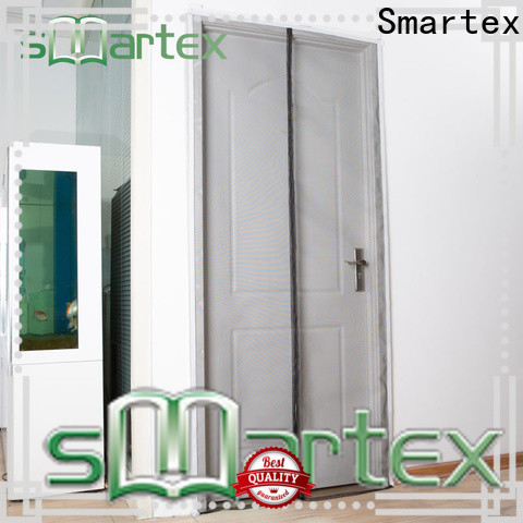 Smartex magnetic insect door curtain company for comfortable life
