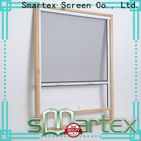 Smartex roller insect screens for windows supplier for home