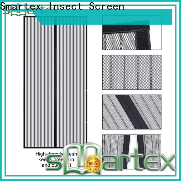 Smartex magnetic pet screen company for preventing insects
