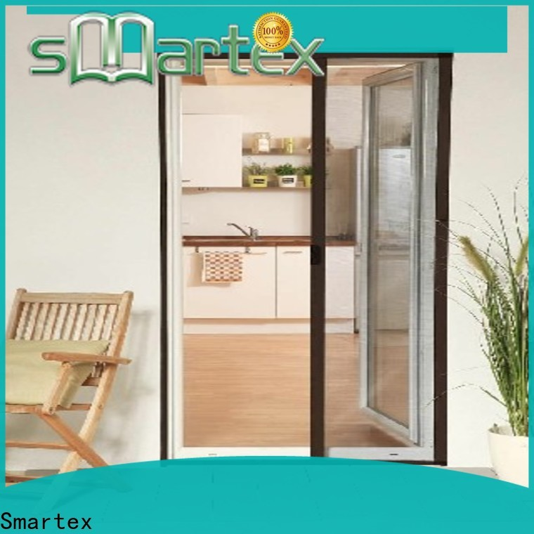 Smartex new aluminium fly screen door supply for preventing insects