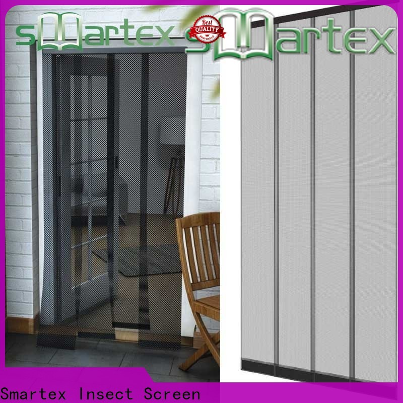 Smartex door insect curtain fly screen supply for home