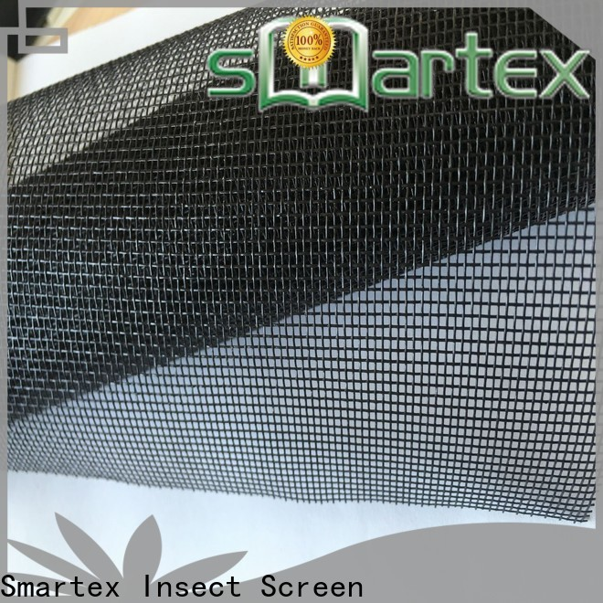 Smartex practical cat proof window screen supplier for preventing insects