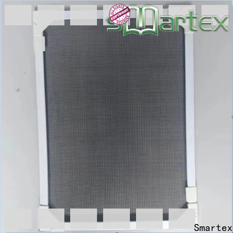 Smartex new magnetic window curtain manufacturer for comfortable life