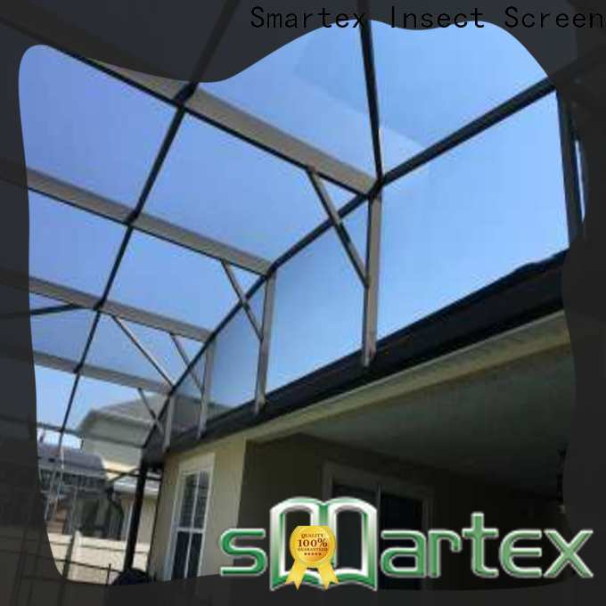 Smartex popular patio insect screen with good price for home depot