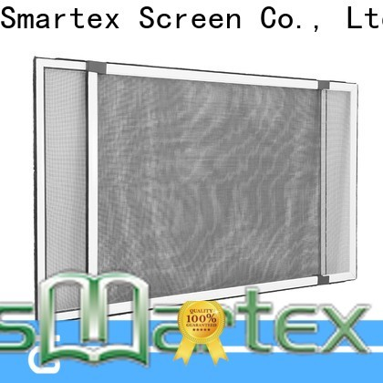 Smartex reliable wire mesh insect screen factory for home use
