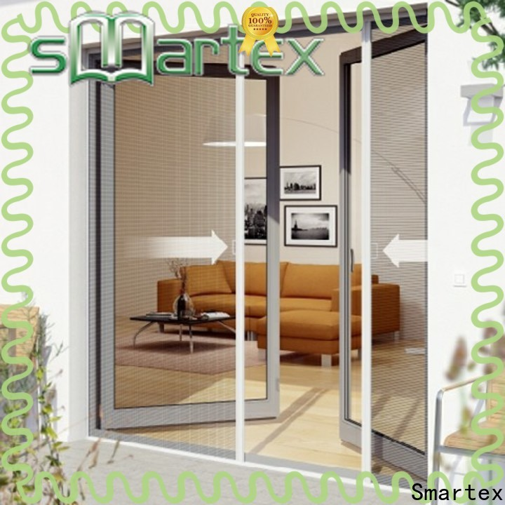 Smartex latest mosquito net for doors and windows supplier for preventing insects