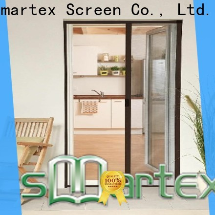Smartex pleated fly screen doors with good price for preventing insects