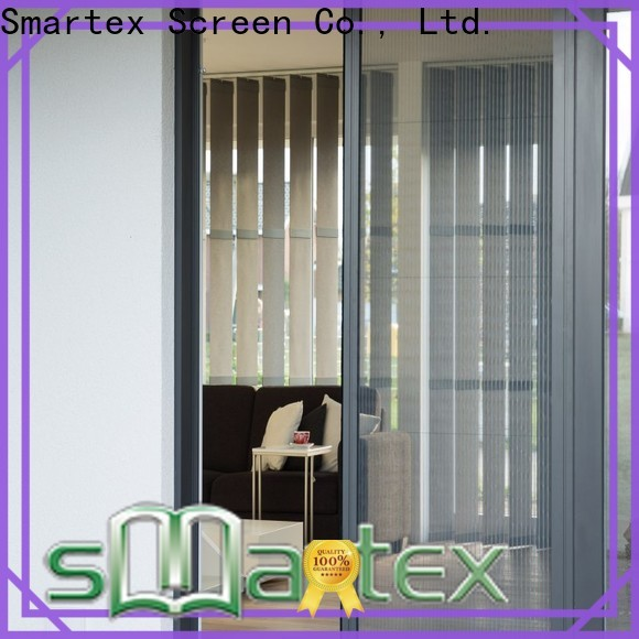 Smartex sliding fly screen door wholesale for preventing insects