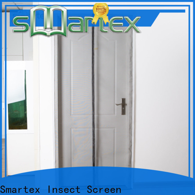 Smartex top selling magnetic mosquito net door curtain best manufacturer for home